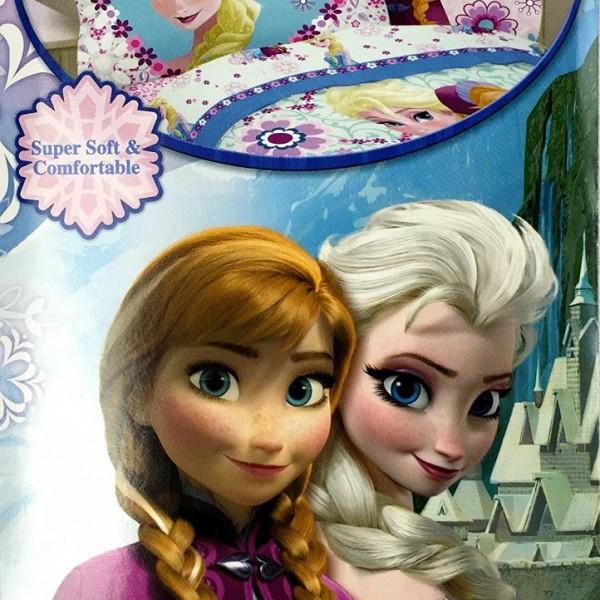 Disney-Frozen-Warm-Heart-Reversible-Pillowcase-Standard-Size-B00OXJJ50U