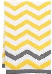 Mainstays-Chevron-Hand-Towel-Yellow-B00N02HIEG
