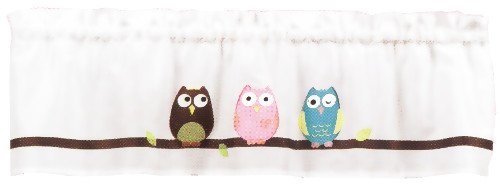 Owls-White-Window-Valance-B00E81ASPY
