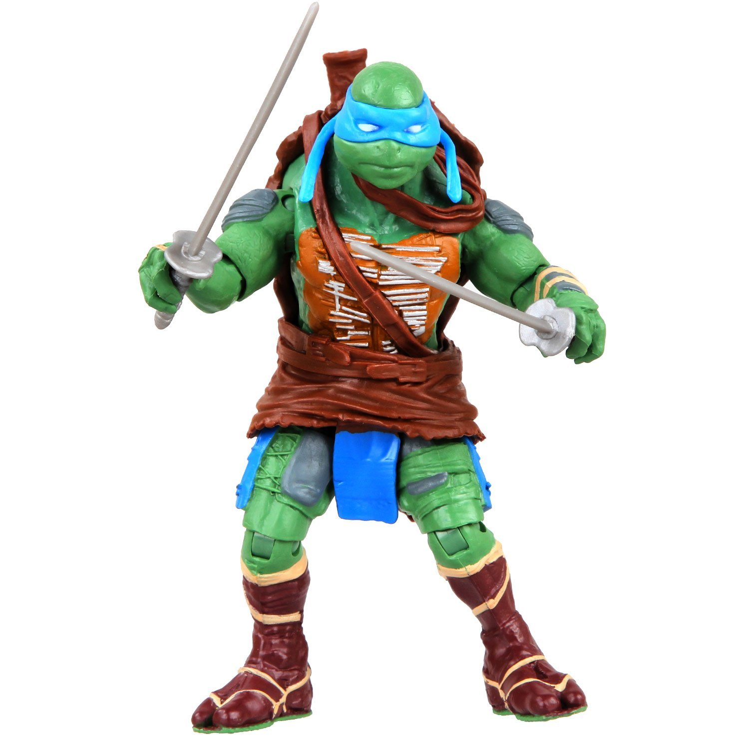 Teenage Mutant Ninja Turtles Movie Leonardo Basic Figure ...